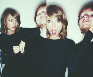 Taylor Swift, ed sheeran, and taylorswift image