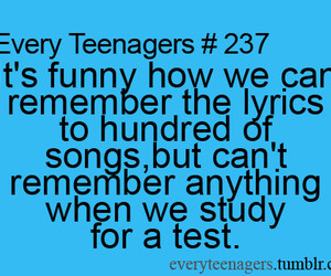 funny, song, and true image