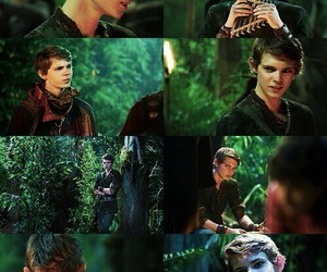 peter pan, robbie kay, and neverland image