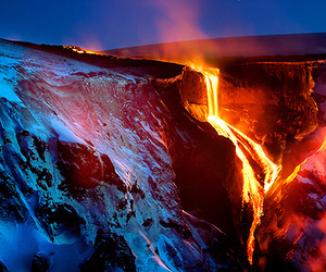 lava, photography, and nature image