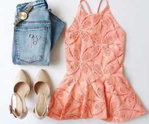 outfit, fashion, and ootd image