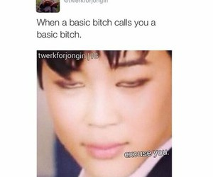 funny, bts, and jimin image