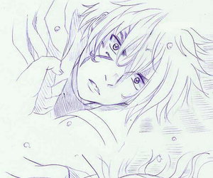 fairy tail and jerza image