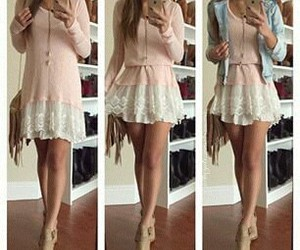 clothes, fashion, and dressup image
