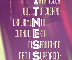 fitness, frases, and girl image