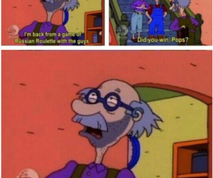funny and rugrats image