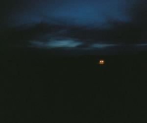 dark, car, and light image