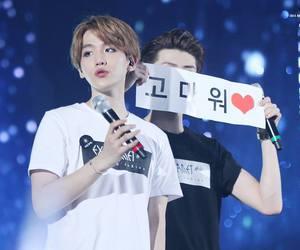 exo, baekhyun, and sehun image