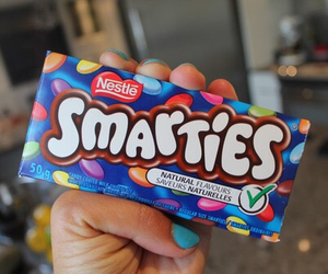 smarties and candy image