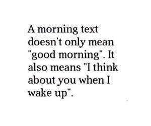 quotes, love, and morning image