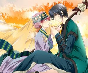 yona, akatsuki no yona, and love image