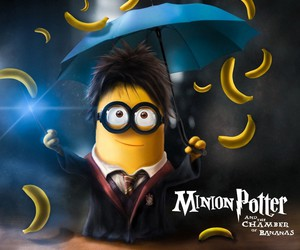 minion and potter image