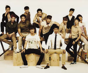 one day, jyp nation, and 2am image