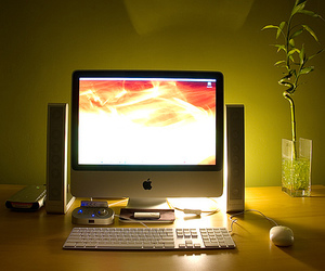 apple, computer, and mac image