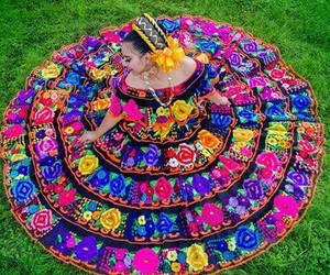 beautiful, colorful, and culture image