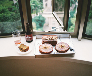 food, vintage, and baking image