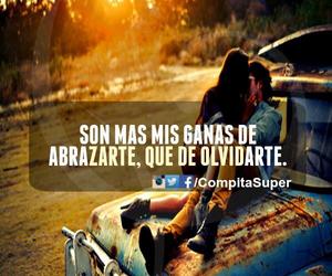 amor, olvidarte, and ganas image