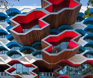 architecture, australia, and university image