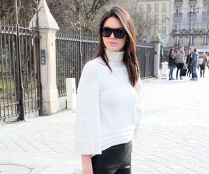 kendall jenner, model, and paris image