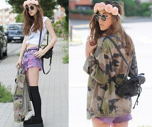 hipster, fashion, and cool image