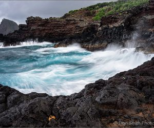 water and hawaii image