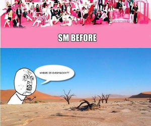 funny, kpop, and SM image
