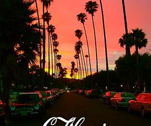 california, cali, and usa image