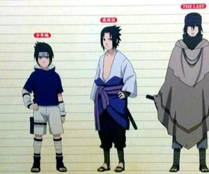 naruto, sasuke uchiha, and naruto the last image