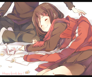 romance, kagerou project, and lost time memory image