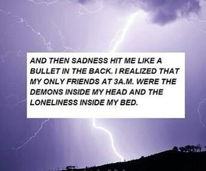 grunge, sad, and demons image