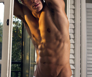 abs, beautiful, and Calvin Klein image