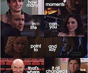 change, moments, and one tree hill image