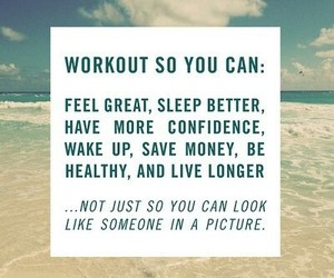 fitness, quotes, and reality image