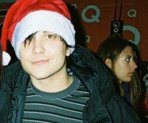 christmas, frank iero, and mcr image