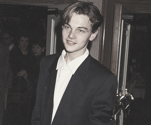 boy, leonardo dicaprio, and handsome image