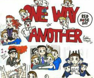 one direction, one way or another, and zayn malik image