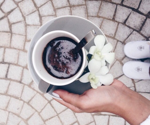 coffe, drink, and start image
