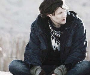 matt smith, doctor who, and womb image