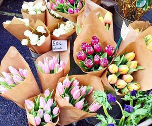 flowers, holiday, and spring image