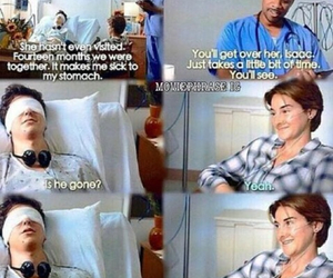 tfios, the fault in our stars, and funny image