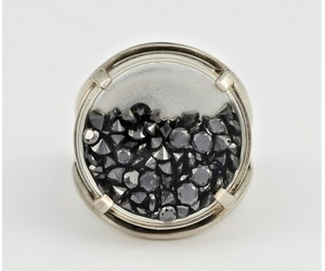Ann Demeulemeester, circle, and minerals image