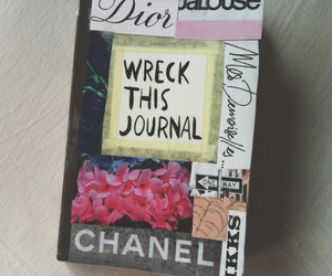 book, brands, and chanel image