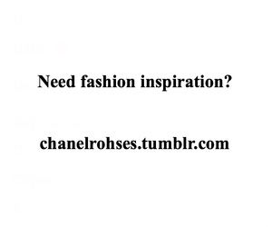 fashion, follow, and inspiration image