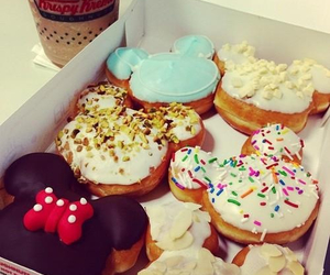 cupcakes, food, and minnie mouse image
