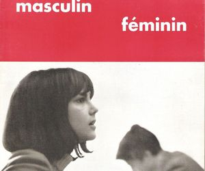 feminin, godard, and masculin image
