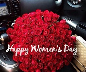 happy womens day image