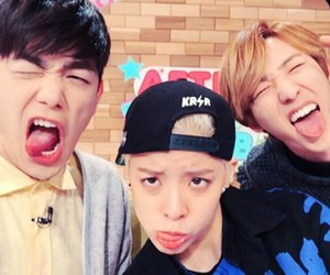 amber, kevin, and arirang image