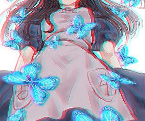 butterfly, alice madness returns, and alice image