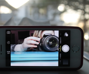 camera and iphone image