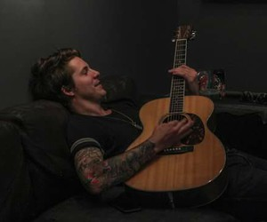 guitare, trevor wentworth, and sexy image